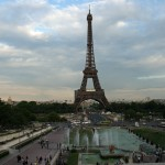 Rauchersünden in Paris