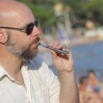 E-Zigarette vs. Tabak-Zigarette