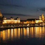 Dampfende Gauchos – in Dresden
