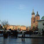 Dampfen in Krakau
