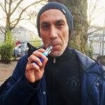 """Weg von der Zigarette: """"Papa stinkt nicht mehr nach Qualm. Das ist mir wichtig"""""""