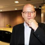 Maracuja statt Qualm: Wolfgang Oertel dampft begeistert seit über einem Jahr