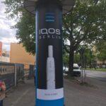 Iqos-Baustopp in Dresden