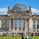 Dampfen und Petition im Bundestag